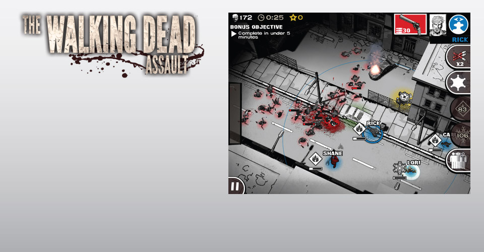 Walking Dead - Assault